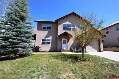 Gunnison CO Single Family Home For Sale: $369,000