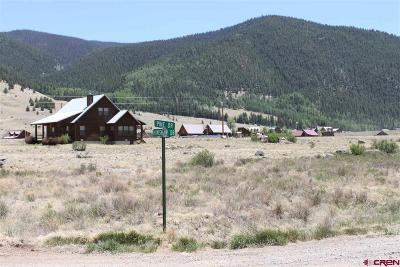 Creede Residential Lots & Land For Sale: 386 Hinshaw Drive