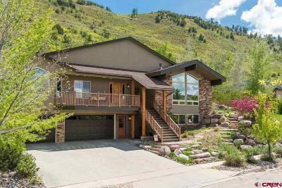Durango Single Family Home For Sale: 20 Red Mountain Drive