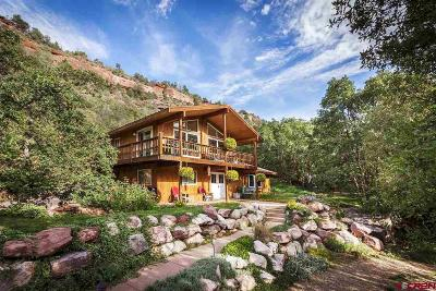 La Plata County Single Family Home For Sale: 3779 Cr 203