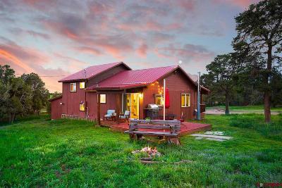 Ignacio Single Family Home For Sale: 3985 Cr 510