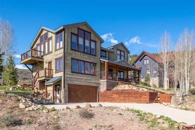 Crested Butte Single Family Home UC/Contingent/Call LB: 149 Zeligman Street