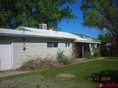 Cortez CO Single Family Home For Sale: $599,900