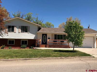 Cortez CO Single Family Home For Sale: $259,900