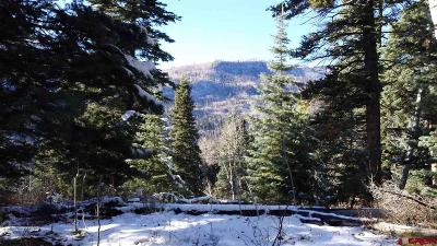 Durango Residential Lots & Land For Sale: 130 Forest Drive