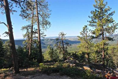 Durango Residential Lots & Land For Sale: Taylor Ranch Road