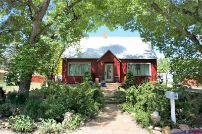 Cortez CO Single Family Home NEW: $325,000