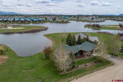 Pagosa Springs Single Family Home UC/Contingent/Call LB: 127 Northbay