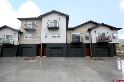 Durango Condo/Townhouse NEW: 190 Metz Lane #1105