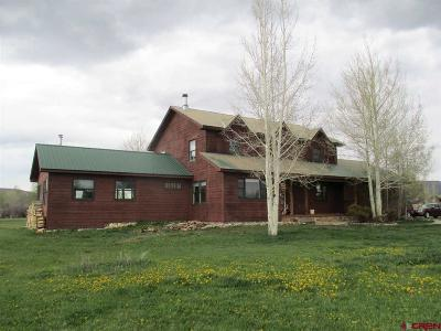 North Elk Meadows Single Family Home NEW: 353 Meadow Lark Trail