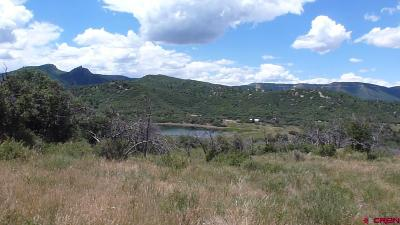 Dolores Residential Lots & Land For Sale: 30 Lone Cone Ranches