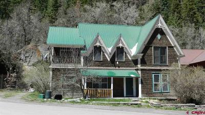 Ouray Single Family Home UC/Contingent/Call LB: 656 Oak Street