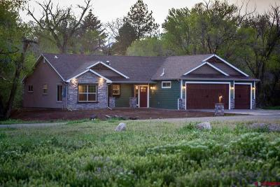 Cedaredge Single Family Home NEW: 660 SE Stonebridge Dr