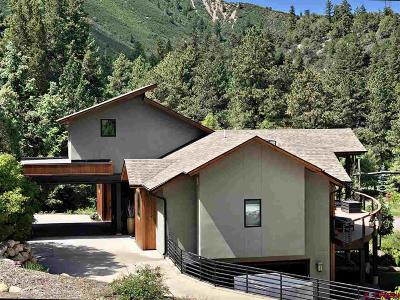 Durango Single Family Home For Sale: 70 Legends