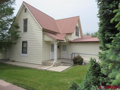 Delta CO Single Family Home NEW: $185,000