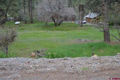 Bayfield CO Residential Lots & Land NEW: $24,000
