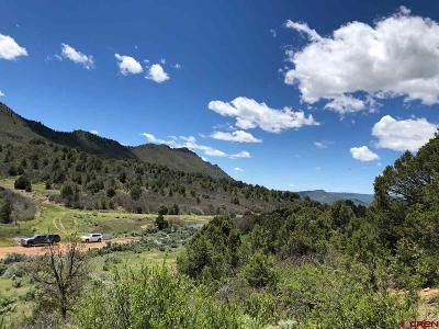 Durango Residential Lots & Land UC/Contingent/Call LB: 3279 Cr 237