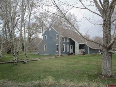 Gunnison Single Family Home NEW: 43 Monte Vista Road