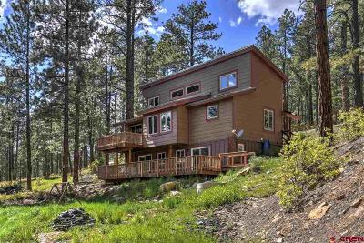 La Plata County Single Family Home NEW: 458 Antelope