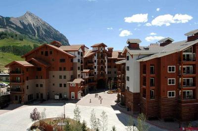 Mt. Crested Butte Condo/Townhouse For Sale: 620 Gothic Road #318