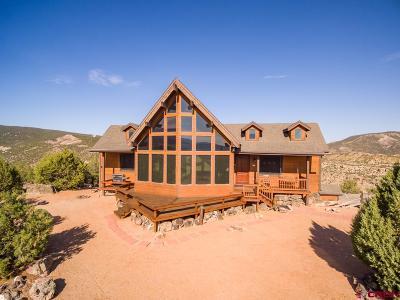 Mesa CO Single Family Home NEW: $1,095,000