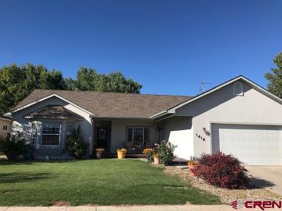 Single Family Home NEW: 1618 Rivera