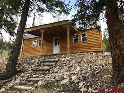 Single Family Home NEW: 128 Marquette Trail