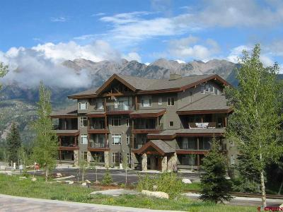 Durango Condo/Townhouse NEW: 545 Skier Place #305
