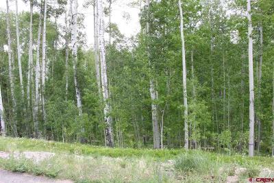 Durango Residential Lots & Land For Sale: 184 Long Story Drive