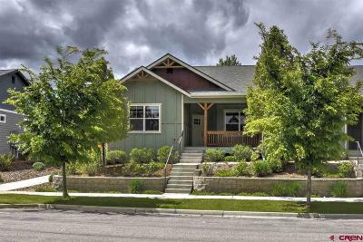 Durango Condo/Townhouse NEW: 251 Sierra Vista #1