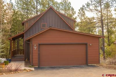 La Plata County Single Family Home NEW: 36 Tenderfoot Court