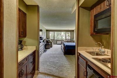 Durango Condo/Townhouse UC/Contingent/Call LB: 314 N Tamarron Drive #329
