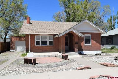 Alamosa Single Family Home UC/Contingent/Call LB: 311 West Avenue