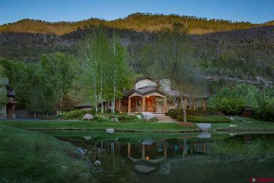 Durango Single Family Home NEW: 10234 Cr 250