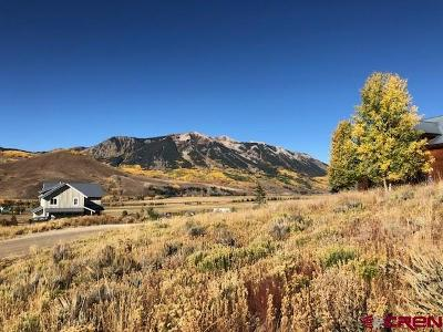 Crested Butte South Residential Lots & Land For Sale: 243 Zeligman Street