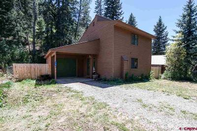 La Plata County Single Family Home UC/Contingent/Call LB: 72 Verde Lane