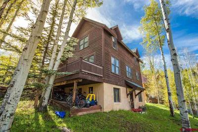 Telluride Single Family Home For Sale: 158 Alexander Overlook