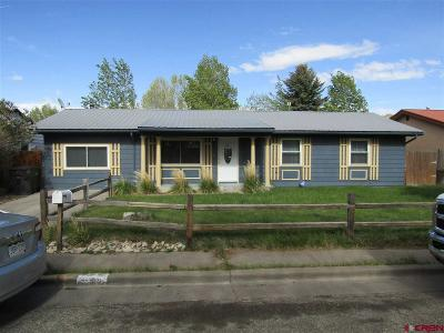 Alamosa Single Family Home UC/Contingent/Call LB: 702 Graf Drive