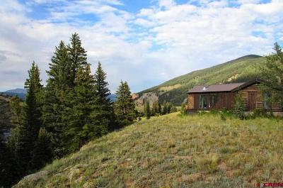 Creede Single Family Home For Sale: 1 McGregor Lane