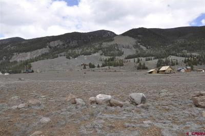 Creede Residential Lots & Land For Sale: 2 Headquarters Of Rio Grande Lane