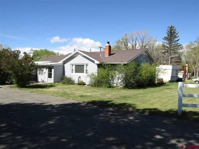 Monte Vista Single Family Home For Sale: 2840 Sherman Avenue