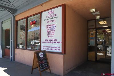 Durango, Bayfield, Cortez, Telluride Commercial For Sale: 1063 Main Avenue