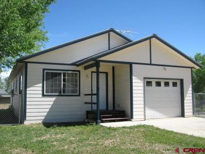 Cortez Single Family Home UC/Contingent/Call LB: 1422 Mesa Verde Street