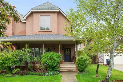 La Plata County Condo/Townhouse For Sale: 2820 W 2nd Avenue
