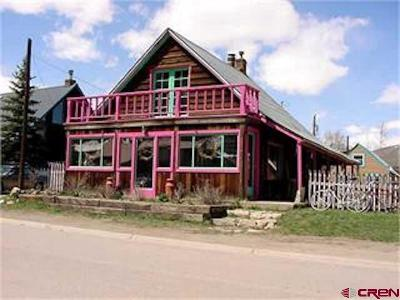 Crested Butte Single Family Home For Sale: 221 Whiterock Avenue