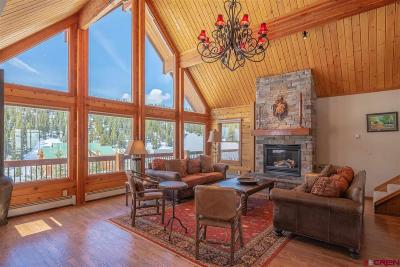 Crested Butte Single Family Home For Sale: 53 Willow Lane