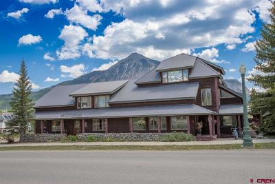 Gunnison County Commercial For Sale: 214 Sixth Street