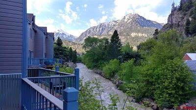 Ouray Condo/Townhouse For Sale: 1254 Champ Lane