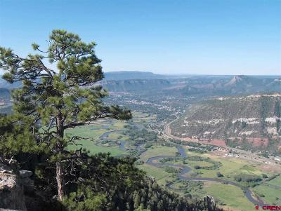 Durango Residential Lots & Land For Sale: 7 Durango Cliffs Dr