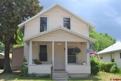 Montrose Single Family Home UC/Contingent/Call LB: 1126 S 1st Street